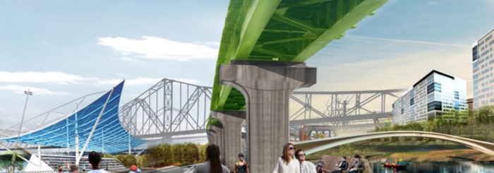 North Riverfront Redevelopment and Open Space Plan – Forum Studio