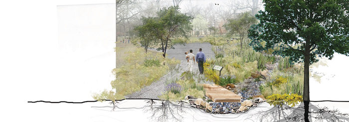 A Sustainable Landscape for St. Scholastica Monastery – University of Arkansas