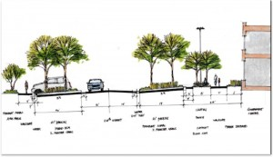 Clive Town Center Plan 2