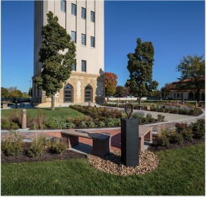 Unity Tower Therapeutic Sculpture Garden 1