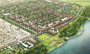Flatwater Crossing Neighborhood Master Plan 1